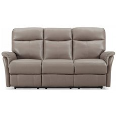 Venice 3 Seater Comfort Plus Power Recliner Sofa