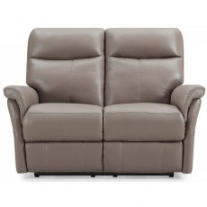 Venice 2 Seater Manual Recliner Sofa