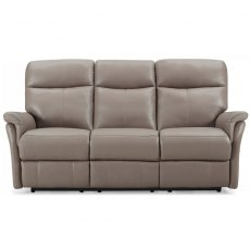 Venice 3 Seater Manual Recliner Sofa