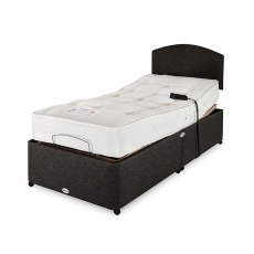 Wool Supreme 1000 Adjustable Bed with 2 Drawers