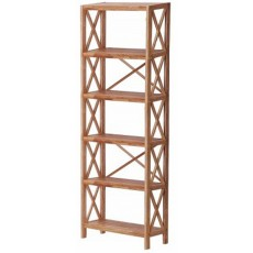 Quercus 6 Shelf Unit