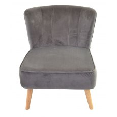 Cromarty Grey Chair