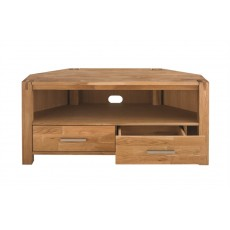 Quercus Corner TV Unit