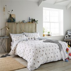 Joules Garden Dogs Duvet Cover - Double