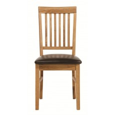 Quercus Dining Chair Leather