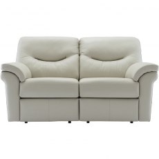 Washington - (Leather) 2 Seater Sofa