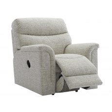 Harrison (Fabric) Manual Recliner Chair