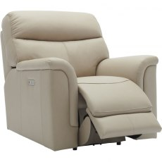 Harrison (Leather) Power Recliner Chair with USB