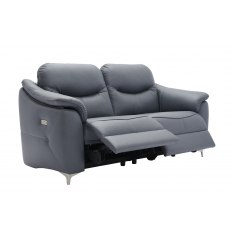 Jackson (Fabric) 2 Seater Manual Recliner Sofa Double