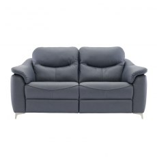 Jackson (Leather) 2 Seater Sofa