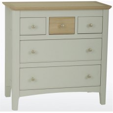 Aria Bedroom 2 + 3 Drawer Chest