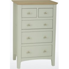 Aria Bedroom 3 + 2 Drawer Chest