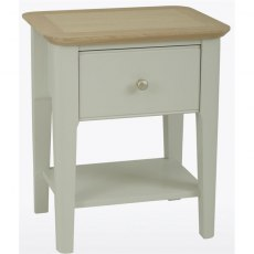 Aria Bedroom Bedside Chest 3 Drawers