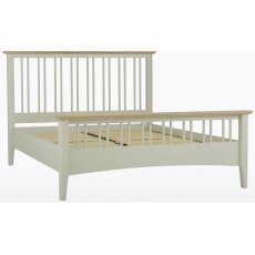Aria Bedroom King Slat Bed