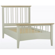 Aria Bedroom Single Slat Bed