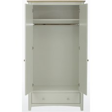 Aria Bedroom Wardrobe 1 Drawer