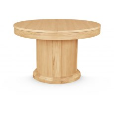 Talin Round Dining Table (+450 leaf)