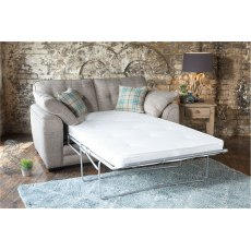 Havana 2 Seater Sofa Bed Pocket Sprung Mattress