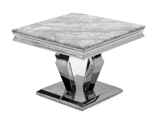 Arturo Lamp Table Grey