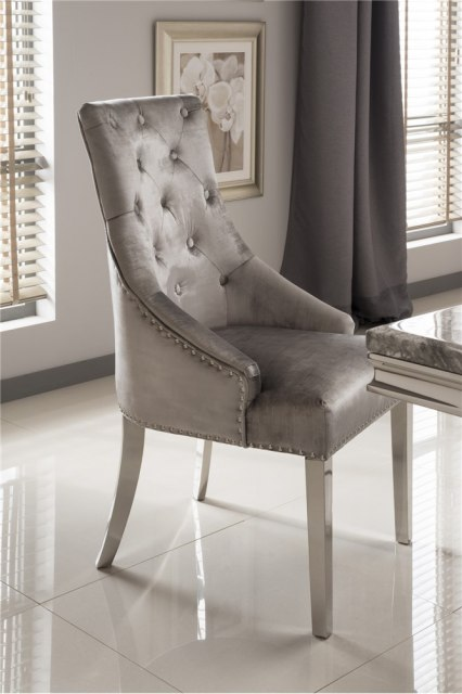 Belvedere Knockerback Dining Chair