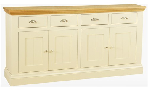 Coelo Dining Sideboard 4 drawer 4 door