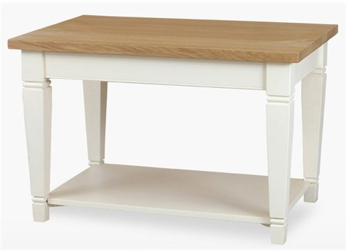 Coelo Dining Express Coffee Table in Lacq/Morning Dew